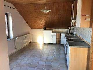 Helle gemütliche DG-Wohnung in ruhiger Wohnlage in Großenseebach