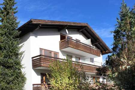Sehr sonnige 37 m2 große 1-Zimmer Wohnung mit großem Balkon in Ruhpolding in Ruhpolding