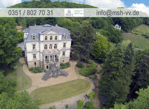 Residieren in Dresden-Wachwitz * exklusive 4-Zimmer-Maisonette-Whg. mit Balkon