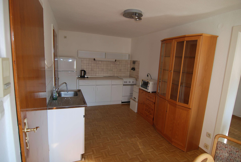 Teilmöblierte 2-Zimmer-Wohnung in Neustadt bei Coburg, Nähe Marktplatz
