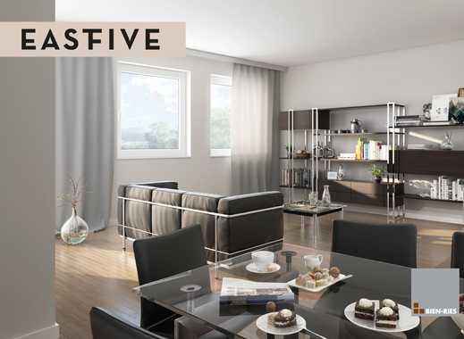 Wohnen als Erlebnis! Elegante 3-Zimmer mit traumhafter Dachterrasse in einer Top-Lage Frankfurts