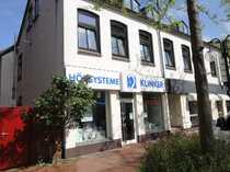 Bild Kleines Ladengeschäft in der Eckernförder Einkaufsstraße, Kieler Straße Süd.