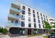 Ladenfläche am Lindenauer Hafen | EG, bodentiefe Fenster, veredelter Rohbau (Ausbau nach Absprache) objektbild
