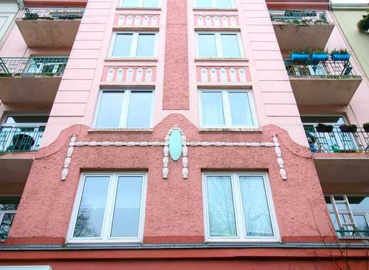 Winterhude - 3-Zimmer-Altbauwohnung