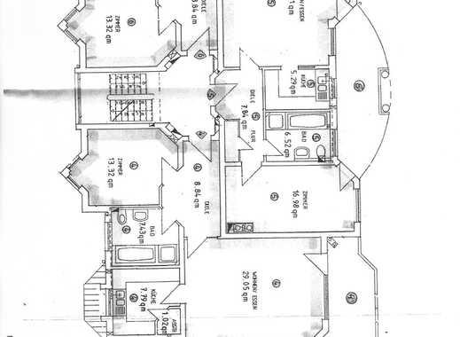 Helle 2 - Zimmer - Wohnung mit großem Balkon - Wiesloch Zentrum