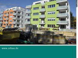 Innenhof - TG mit Haus A+B