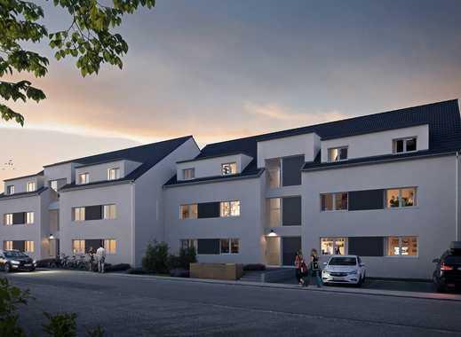 Wohlfühlwohnen rund um die Uhr! Moderne 3-Zimmer-Dachgeschosswohnung in lebendiger Umgebung