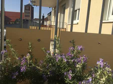 Geschmackvolle Wohnung mit 3 Zimmern sowie Balkon und Einbauküche in Kleinostheim (Neubau) in Kleinostheim