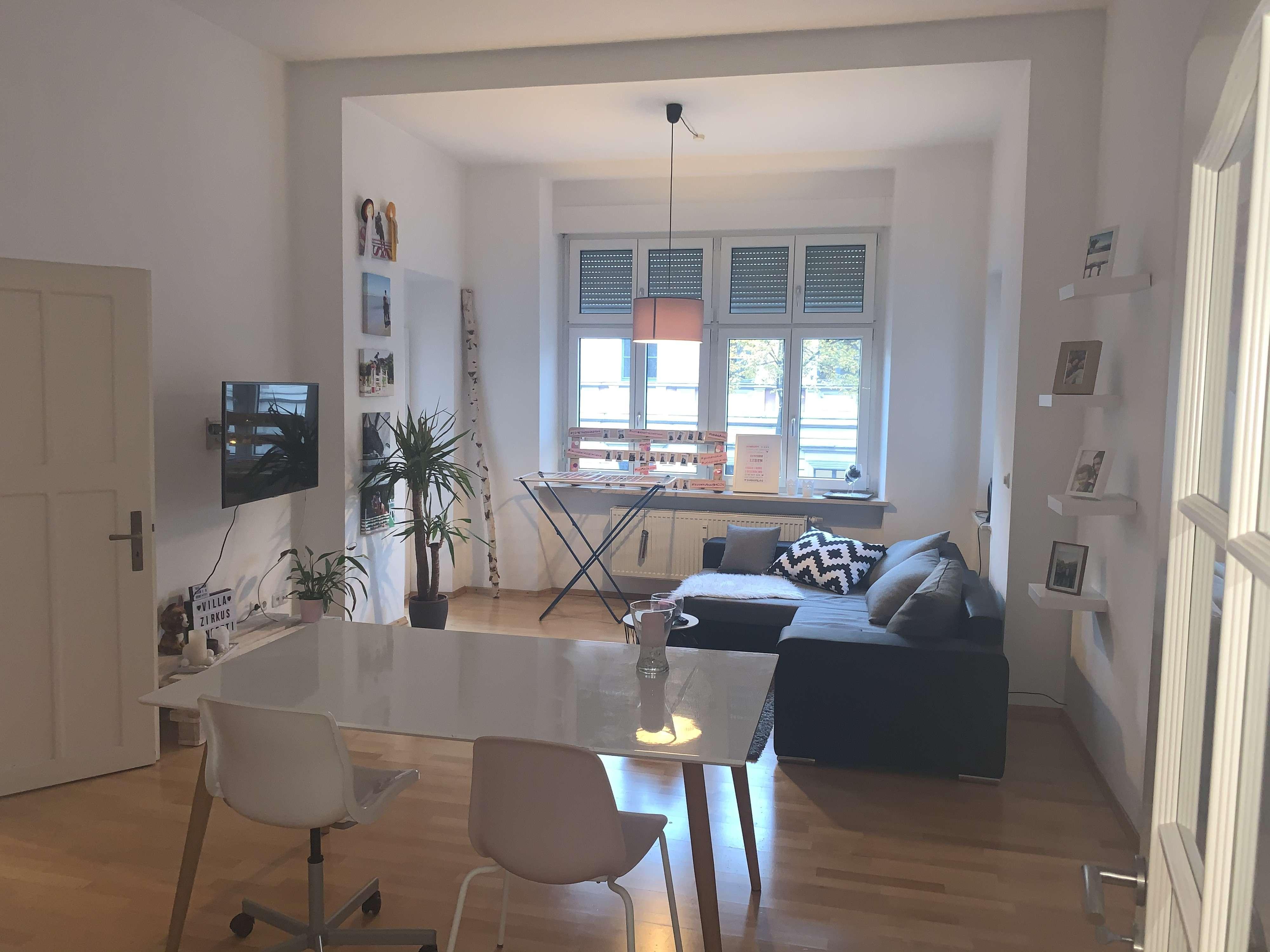 1050 €, 84 m², 3 Zimmer, nähe 300m HBF / Kö / Innenstadt in Augsburg-Innenstadt