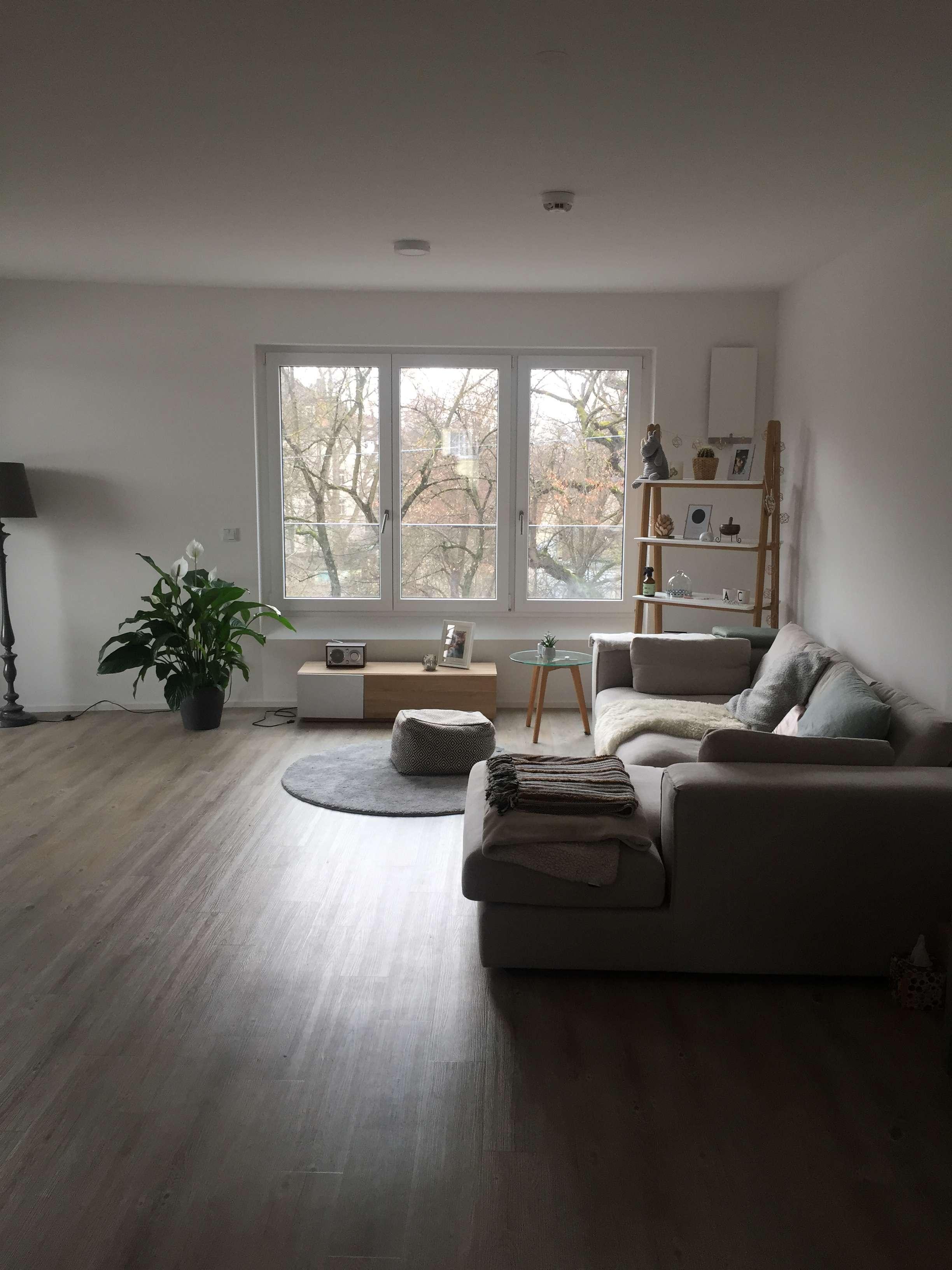 Tolles Stadt-Apartment 1,5-Zimmer mit Traum-Einbauküche und Balkon in Augsburg-Innenstadt