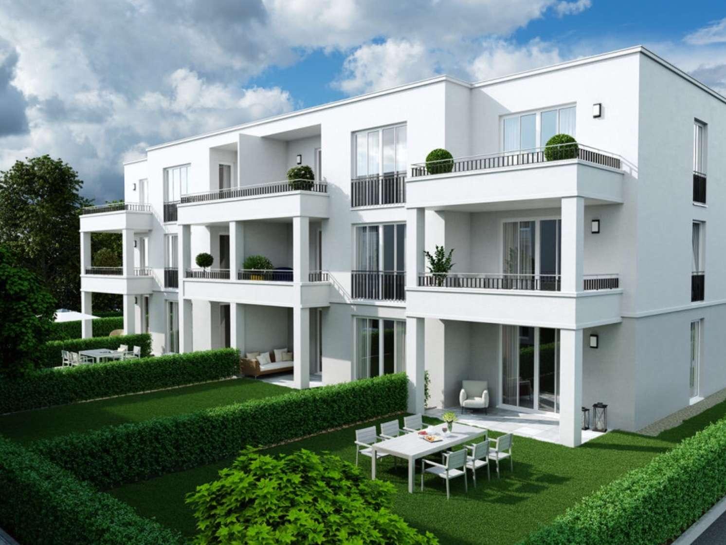 Erstbezug mit Balkon: stilvolle 2-Zimmer-Wohnung in Regensburg