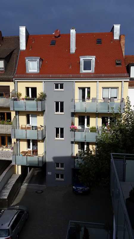 Semmelstr. 3-Zimmer Wohnung mit Balkon und Stellplatz in Haug (Würzburg)