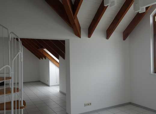 Freundliche, neuwertige 3,5-Zimmer-Dachgeschosswohnung in Bad Schönborn