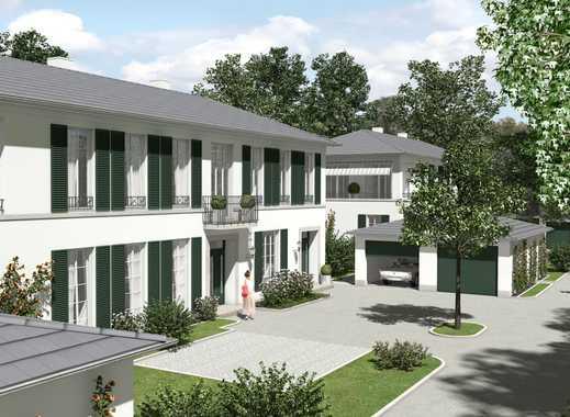 Exklusive 178 m² Neubau Gartenwohnung, Garage, barrierearm, alarmgesichert, Marcusallee 6