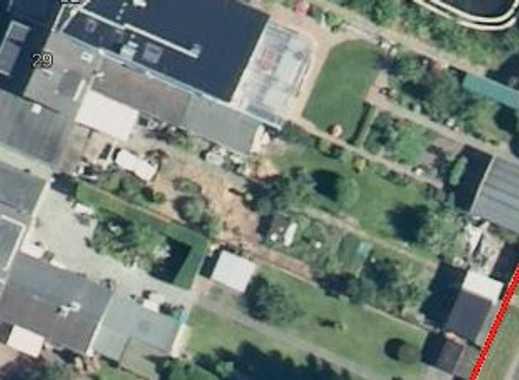 Ruhige Lage !!  Attraktives Baugrundstück mit Baugenehmigung und Bodengutachten für DHH!