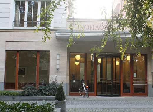 Diplomat Quarter, Hofjägerpalais (Diplomatenviertel) 3,5 Zimmer mit Garten befristet zu vermieten