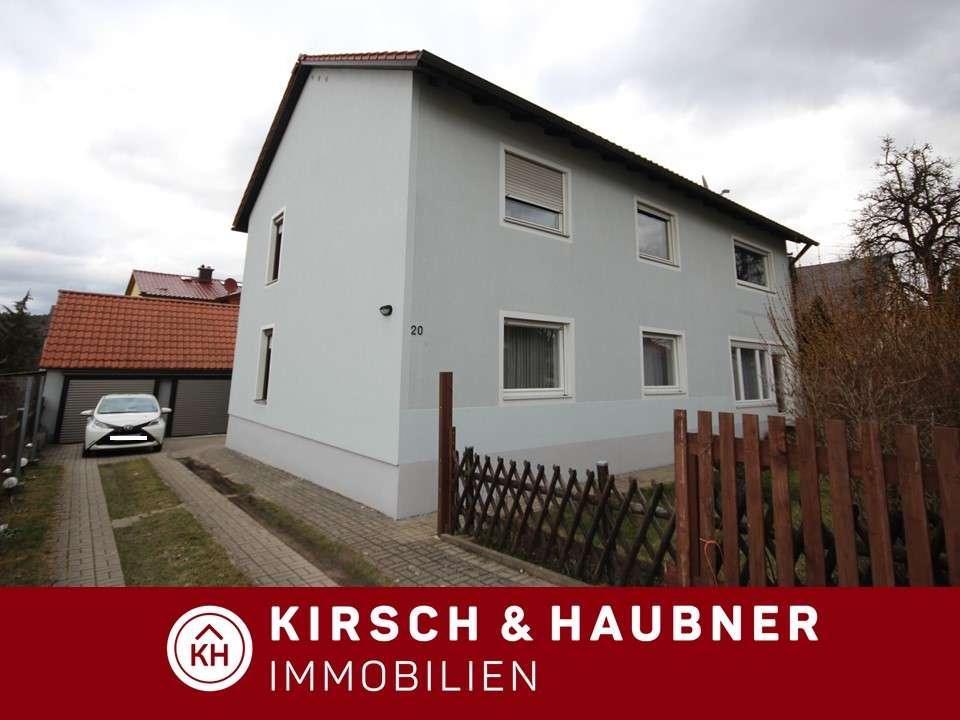 Günstiger Wohnen - dafür Übernahme der Haus- und Gartenpflege, 4-Zimmer-Wohnung,  Neumarkt - Pö...