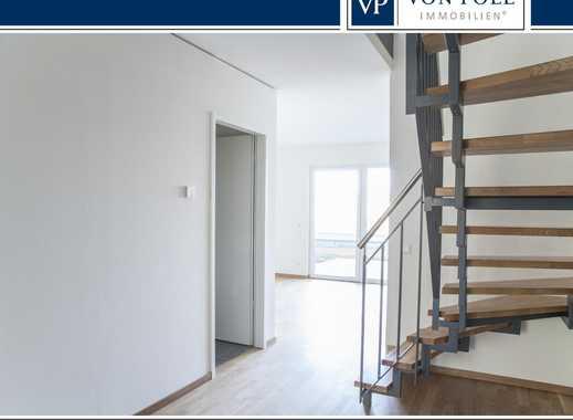 Exklusive Maisonette-Wohnung mit Seeblick und Garten