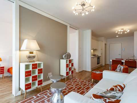 Erste gemeinsame Wohnung I EBK I Fußbodenheizung I Balkon