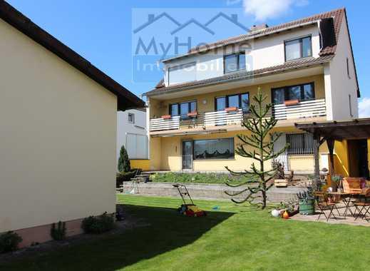 Großzügiger Bungalow mit Garten u. ein weiteres 3-Familienhaus auf großem Grundstück in Pfeddersheim