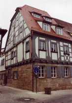 Bild Das besondere, historische Stadthaus in der Forchheimer Altstadt mit Dachterrasse. Provisionsfrei.
