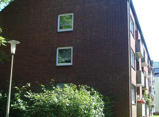Zentralgelegene, ruhige, grüne Siedlungslage in Essen 3,5 Z-Wohnung m. Balkon