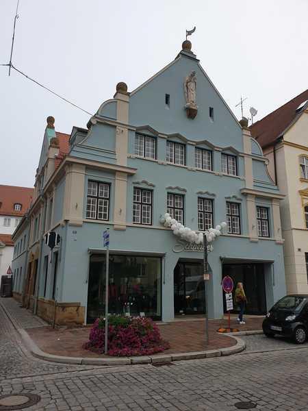 Stadtmitte Dillingen / 1. OG Wohnung 3 in Dillingen an der Donau