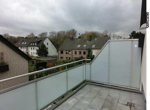 2 Zimmer Maisonettewohnung mit Balkon und EBK in Essen-Borbeck