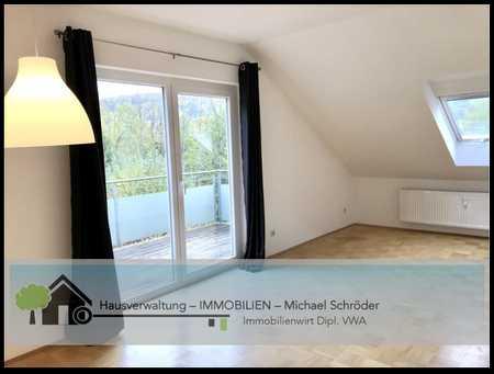 2-Zimmer-Mietwohnung - Nähe obere Saline in Bad Kissingen
