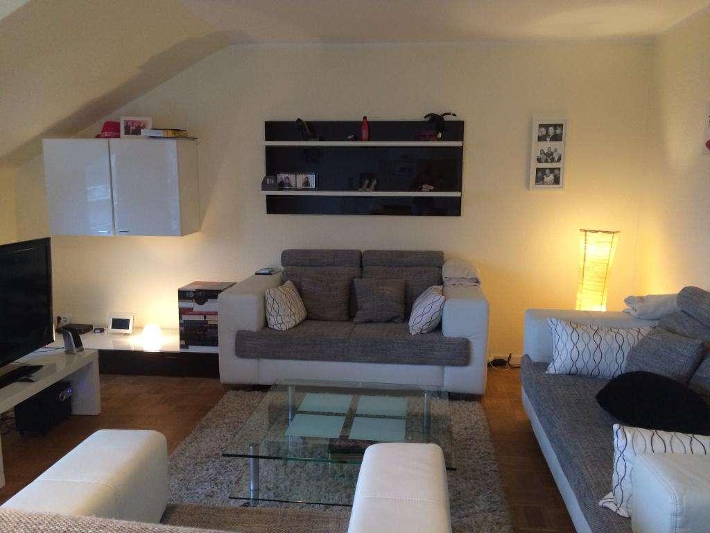 Exklusive, sanierte 2-Zimmer-Wohnung mit Balkon in Pullach im Isartal
