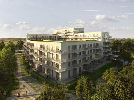 PROVISIONSFREI - Neubau: Erstbezug mit EBK und Loggia: moderne 2-Zimmer-Wohnung in Germering in Aubing (München)