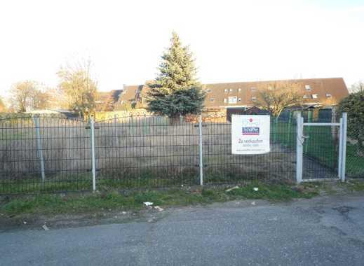 Schönes Baugrundstück für 2 RH in sehr sympathischer Lage von Mönchengladbach-Giesenkirchen
