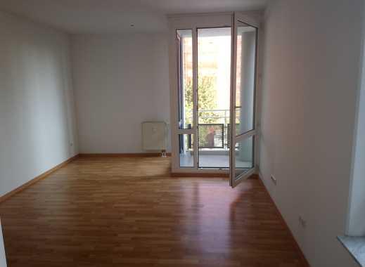 Freundliche 2-Zimmer-Wohnung mit Balkon in Leipzig
