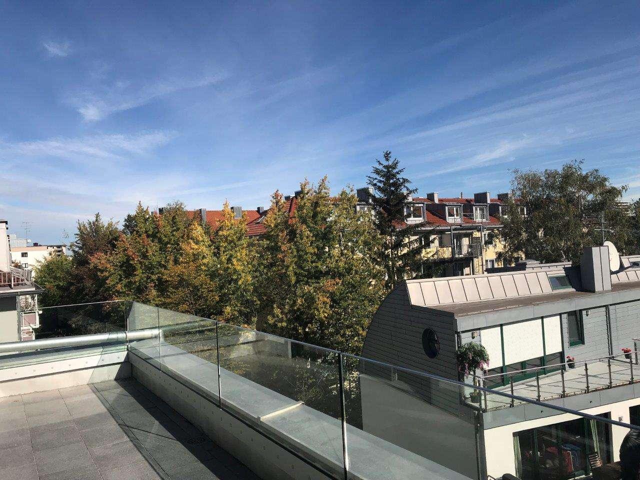 Wunderschöne luxuriöse 5 Zi. Maisonette Wohnung mit Dachterrasse am Luitpoldpark in Schwabing-West (München)