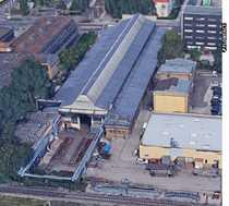 2750 m² große Produktions- und