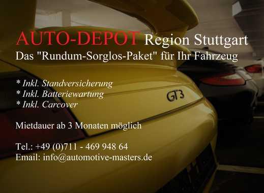 """AUTO-DEPOT Region Stuttgart - Das """"Rundum-Sorglos-Paket"""" für Ihr Fahrzeug"""