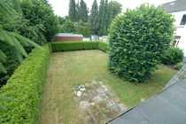 Garten und Schuppen