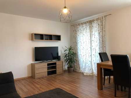 Neuwertige 3-Zimmer-Wohnung mit Balkon und EBK in Gaimersheim in Gaimersheim