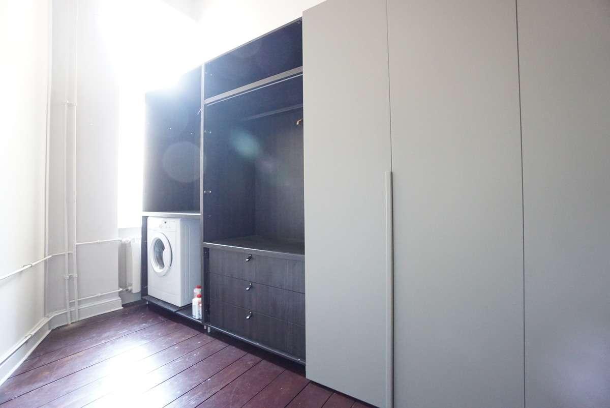 Zimmer 5 HWR, Einbauschrank