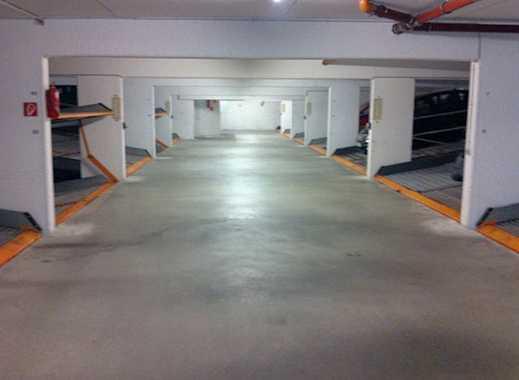 TG-Stellplätze in Doppelparkern zu vermieten