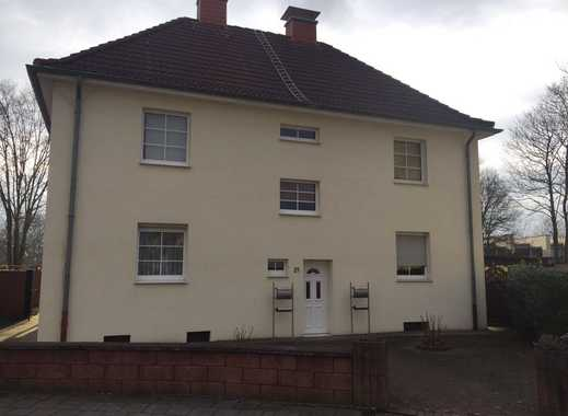 Schönes Haus mit vier Zimmern und 350 qm Garten zur Eigennutzung in Duisburg, Bergheim