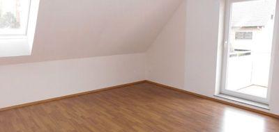3 Zimmer-Dachgeschoss-Wohnung mit Balkon in Gohfeld