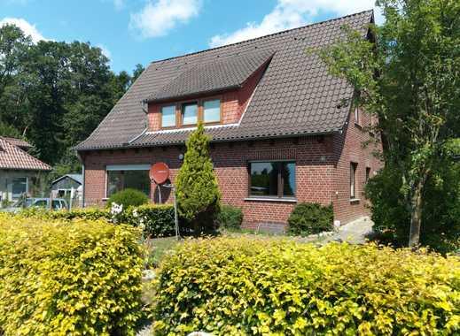 3,5-Zimmer-Wohnung mit Balkon und EBK in Bispingen