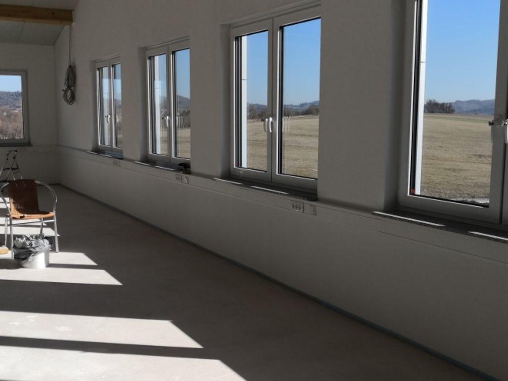 Zahlreiche Fenster