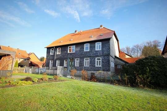 Wohnen im Pfarrhaus Gremsheim