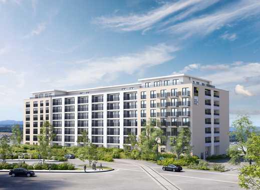 CAMPO NOVO Business: Voll möbliertes Apartment mit Balkon und durchdachtem Raumkonzept