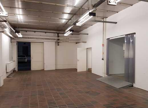 Befahrbare Werkstatt- oder Produktionsfläche - im Felsenkeller Dresden