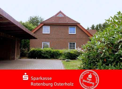 Hülseberg: 1-2 Familienhaus für die anspruchsvolle Familie mit Carport, Sauna und Süd-/Westgarten