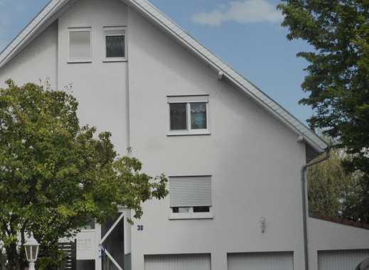 Stilvolle 3,5-Zimmer-Maisonette-Wohnung mit Balkon in Mainz