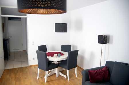 Günstige 2-Zimmer-Wohnung mit Balkon in Muenchen in Milbertshofen (München)